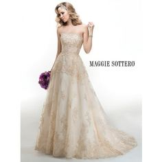 Maggie Sottero Chevonne 4MC923- [Maggie Sottero Chevonne] -  Buy a Maggie Sottero Wedding Dress from Bridal Closet in Draper, Utah