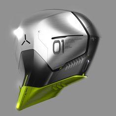 — Helmet Challenge for Aiur! Helmet Armor, Sci Fi Armor, Industrial Design Sketch, Helmet Design, Robot Design, Futuristic Design, Futuristic Helmet, Form Design, Mechanical Design