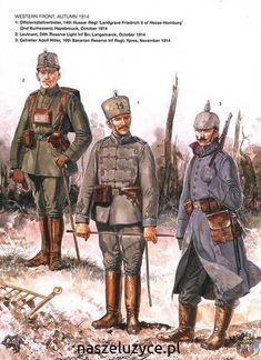 German army 1914