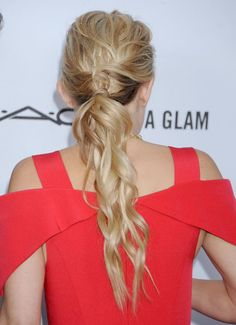 Pin for Later: These Ponytails Are Anything But Boring Kate Hudson