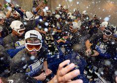 Kansas City Royals Make the MLB Playoffs | PressRoomVIP