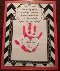 Mrs. Terhune's First Grade Site!: Grandparent's Day Craft
