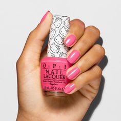 Browse the iconic OPI® nail polish collections and find a set of shades that speak to you. No matter the trend, there's an OPI nail polish collection for you. Perfect Nails, Gorgeous Nails, Pretty Nails, Get Nails, How To Do Nails, Hair And Nails, Hello Kitty, Nagellack Trends, Manicure Y Pedicure
