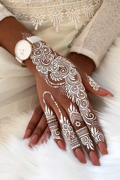 Henna Tattoo Designs On Arms Picture 4