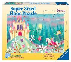 Ravensburger Dancing Princess - 24 Piece Floor Puzzle