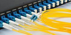 This LC-LC 9/125 single-mode fiber patch cable offers you high bandwidth and data rates over long distance transmission.