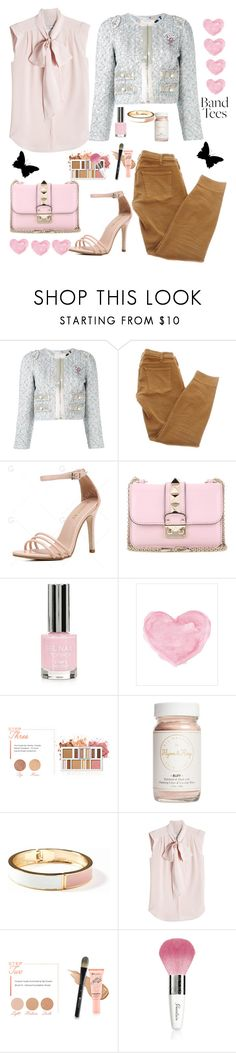 """ًً"" by yossra6666 ❤ liked on Polyvore featuring Marc Jacobs, Current/Elliott, Valentino, Topshop, WALL, BHCosmetics, Flynn&King, Old Navy, MaxMara and Guerlain"
