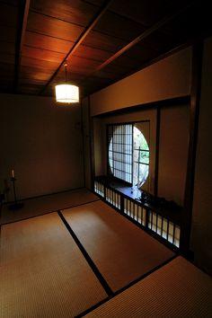 日本家屋、和室、畳/Japanese traditional room, Washitsu