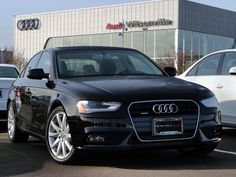 New @Audi A4 at @AudiWilsonville