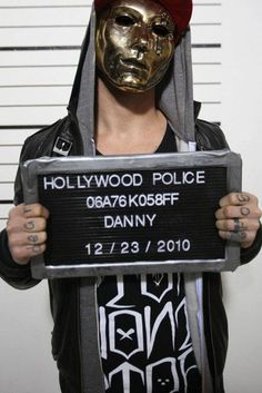 Hollywood Undead, Danny Murillo