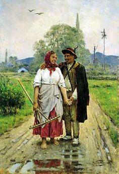 Dom Aukcyjny Agra-Art - aukcje malarstwa polskiego Warszawa ... www.agraart.pl   Antoni Kozakiewicz (1841-1929) - Buscar con Google