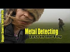 I lost Twiggy in the Fog getting new batteries for my detector, I wandered into a field and found an old silver buckle ring, a George spill and other gre. Metal Detecting, Digger, Twiggy, Dawn, Silver Rings