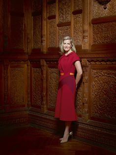 Exclusive: Bazaar meets Sophie, Countess of Wessex - read the full interview here