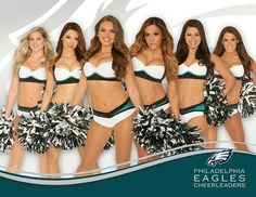 Philadelphia Eagles Cheerleaders
