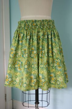 Flirting the skirt (pattern by Anna Marie Horner) made by Erin Harris at houseonhillroad.com