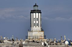 Angels Gate Lighthouse by Nick  Carlson, via Flickr