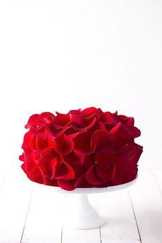 Una variante con flores naturales muy original