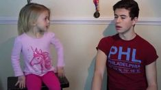 MEET MY SISTER | Nash Grier Ive pinned this sooo many times but tis just adorable xD love Nash and sky