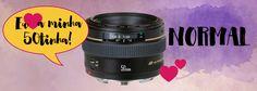 Novas Alices: Fotografia para Blogueiras: Qual lente comprar?