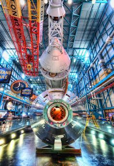Kennedy Space Center - Cape Canaveral, FL