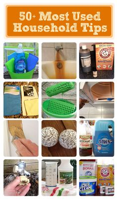 50 most used household tips and tricks on Hometalk!
