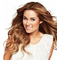 { Hair: Color: Auburn/Caramel/Blonde highlights} absolutely beautiful color-- thinking about trying it, but through the cap in small pieces so it just blends with my natural auburn color.