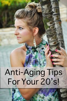 Why do I need to worry about Anti-Aging in my 20's? I'm young and invincible right? Wrong. A few years ago, I was reading an issue of my Seventeen Magazine and there was a huge article …
