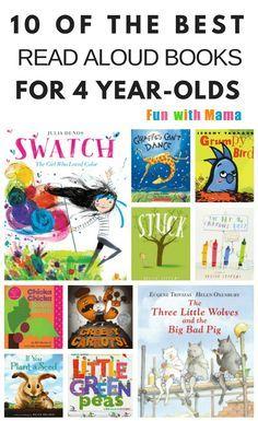 Books for 4 year olds Kindergarten Books 9fe600ed3d490