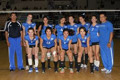 Equipo Representativo de Voleibol Femenil (2013)