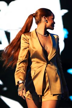 "Rihanna at the ""Bet Awards""   in Los Angeles.  (28th June 2015)"