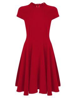 Vestido Rosemary - Carina Duek - Vermelho - Shop2gether