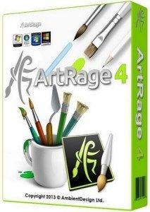 Ambient Design ArtRage Lite 4.5.10 Crack & Keygen Download