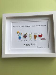 Art de galets happy hour