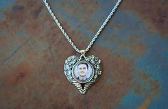 This unique and easily personalized necklace is part ofMissing My…