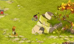 Dofus is a 2D tactical Fantasy Role Playing MMO Game from Ankama Studio set in a colourful, amusing and enchanting universe