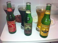 Pagoa Selección. Cerveza Artesana Vasca. #CervezaArtesana