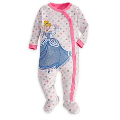 Cinderella Stretchie Sleeper for Baby | Stretchies | Disney Store