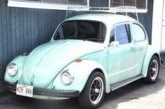 This was my very first car. Same color and all!