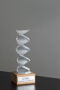 3D printed trophy - custom made awards - design awards