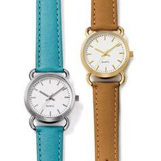 Easy Elegance Strap Watch