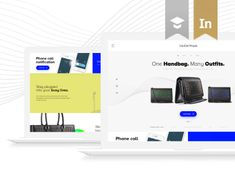 "다음 @Behance 프로젝트 확인: ""VanDerWaals Handbags / Website Concept"" https://www.behance.net/gallery/36424989/VanDerWaals-Handbags-Website-Concept"