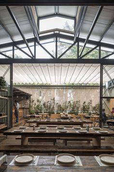 Restaurant Visit: Baja Transported, in Mexico City - Remodelista