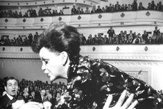 John Loengard, Judy Garland, Carnegie Hall
