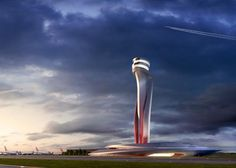 AECOM and Pininfarina Win Istanbul New Airport Design Competition