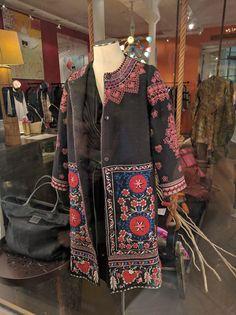 Communing With Fabric: Paris Update, Part 4
