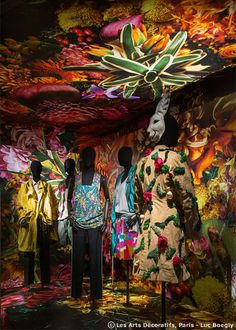 For the first time in his career, revered designer Dries Van Noten presents his inspirations and influences in an exhibition at Mode Museum, Antwerp, previously on show at the Musée des Arts Decoratifs in Paris. Laura Lee, Mary Katrantzou, Expo, Antwerp, Pattern Mixing, Paris, Art History, Fashion Art, Contemporary Art