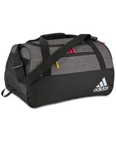 For all kinds of athletes, this adidas Squad III duffel bag shows off your sporty style. Adidas Duffle Bag, Adidas Bags, Duffel Bags, Squad, Victoria Secret, Mochila Adidas, Diaper Bag, Adidas Country, Minimalist Bag