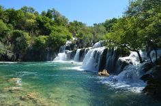 Krka Waterfall Park