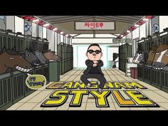 PSY - GANGNAM STYLE(강남스타일) M/V - I don't know why people hate on PSY , I love his music . and I am so grateful to him for gaining attention to Kpop and raising it's popularity V Video, Video Clips, Justin Timberlake, Justin Bieber, Psy Kpop, Soundtrack, Dieter Thomas Heck, Most Viewed Youtube Videos, Sportfreunde Stiller