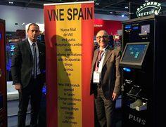 VNE apostó por España en ICE 2016